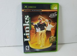 Links 2004 (Microsoft Xbox, 2003) - Complete w/ Game, Case & Manual - Te... - $8.41