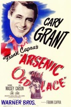 Pop Culture Graphics Arsenic and Old Lace (1944) - 11 x 17 - Style A - $33.99
