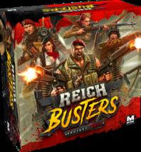 Reichbusters Projekt Vril - Kickstarter - Mythic - w/Cargo Hold Box Expansion - $266.35