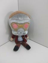 Funko Marvel Star Lord 8 Plush Guardians of the Galaxy Vol 2 Hero Plushies - $12.73