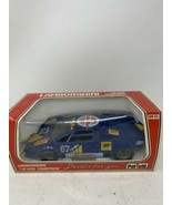 Polistil Lamborghini P400 Blue 1:25 Scale Diecast Model Car Replica - $33.85