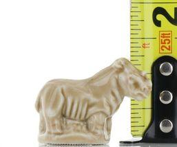 Wade Whimsie Miniature Porcelain Noah's Arc Rhinoceros image 5
