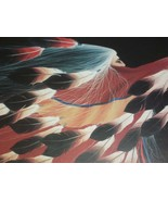 1994 7th Annual Market Show by Hand Signed Native American Artist Frank ... - $475.00