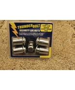 """Thunder Bolt Security Lug Nuts 7/16"""" x 20 Thread Short Shank Mag 19906 - $14.80"""