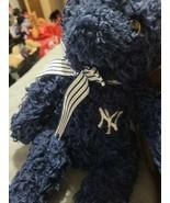 Rare TY Beanie Bear NY Yankees SGA Collectors 100th Anniversary Edition ... - $14.85