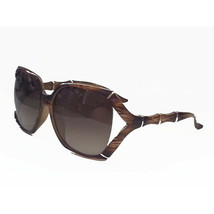 Gucci Women Brown Sunglasses GG0505S Made In Italy - $242.50