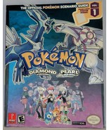 Pokemon Diamond and Pearl Strategy Guide Nintendo DS - $4.21
