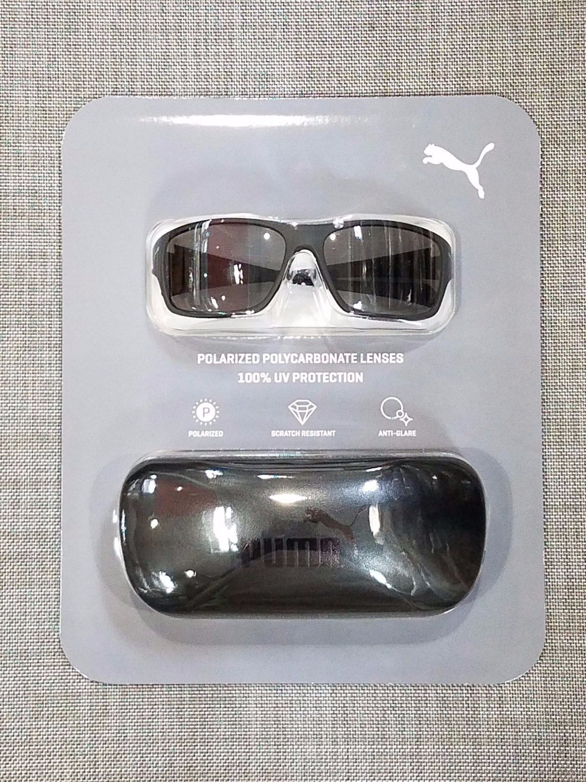 8b744b79b3a PUMA Sport Polarized Sunglasses 100% UV and 50 similar items. 57
