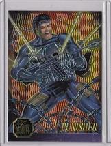 1995 FLAIR MARVEL ANNUAL CHASE CARD CHROMIUM LIMITED EDITION #9 OF 12 PU... - $2.93