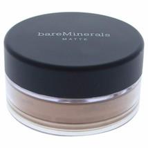 Bare Minerals Loose Powder Matte Foundation Spf 15 Neutral Dark 24 FREE ... - $17.75