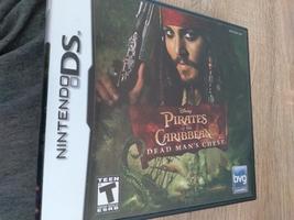 Nintendo DS Disney Pirates Of The Caribbean: Dead Man's Chest image 1
