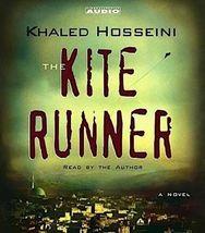 The Kite Runner by Khaled Hosseini (2003, CD, Abridged) - €17,86 EUR