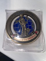 National Guard Challenge Coin United States Army, Extend to Defend USA - $9.49