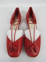 Nine West Slip Ons Size 8.5 Leather Upper Stitch Fix-- NWOB $79 - €37,00 EUR