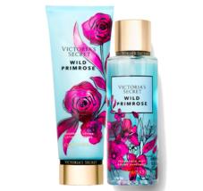 Victoria's Secret Wild Primrose Fragrance Lotion + Fragrance Mist Duo Set - $39.95