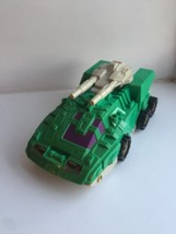 VTG 1989 Takara Hasbro Transformers Roadblock G1 Pretender ( Vehicle Only) - $10.27