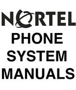 BIGGEST NORSTAR NORTEL MANUALS Phone SYSTEM MANUAL MANUALS DVD SET - $12.90