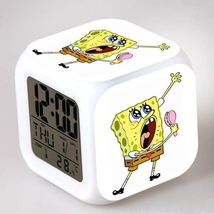 SpongeBob Squarepants #03 Led Alarm Clock Figures LED Alarm Clock - $25.00
