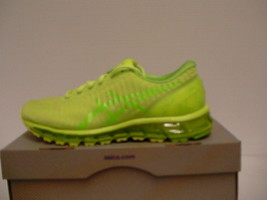 Women's asics shoes gel quantum 360 sharp green size 8.5 new with box - £112.07 GBP