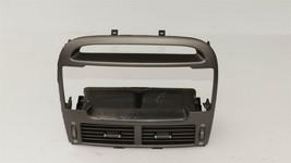 01-03 Lexus LS430 Navigation Stereo Surround Dash Vents Bezel