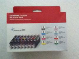 Genuine CANON CLI-8 Ink Value Pack (8 Colors) for PIXMA Pro9000, Pro9000... - $128.95