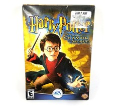 Harry Potter Chamber Of Secrets PC Game EA Electronic Arts 2002 NEW Seal... - $29.52