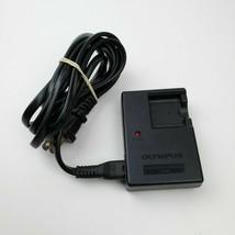 OLYMPUS Battery Charger - cameraLi-42B,Li-40B FE220,FE230 wall plug base cradle - $29.65