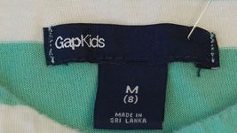 Gap Kids Outfit Set: Dress + GapFit This Girl Can T-Shirt + Bling Jeans M (8-9) image 11