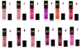 Pick 4  New Colors JORDANA SWEET CREAM MATTE LIQUID LIP gloss LIPSTICK l... - $17.81