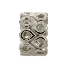 Endless Jewelry Twist Sterling Silver Charm 41209
