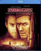 Enemy At the Gates Blu-ray]