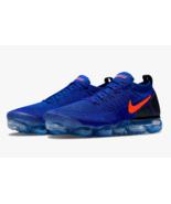 Nike Air VaporMax 2 RACER BLUE/TOTAL CRIMSON-BLACK - $249.00