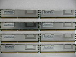 32GB (8X4GB) FOR HP PROLIANT DL360 G5 DL380 G5 DL580 G5 ML150 G3