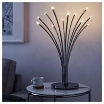 IKEA HOVNÄS Table lamp, chrome-plated/black - $89.19
