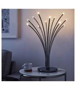 IKEA HOVNÄS Table lamp, chrome-plated/black - $104.93