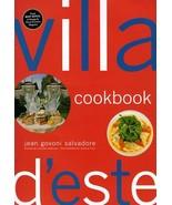 Villa D'este Cookbook [Hardcover] Salvadore, Jean Govoni - $11.99