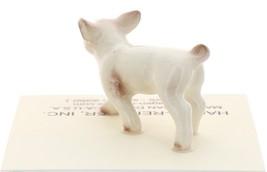 Hagen-Renaker Miniature Ceramic Pig Figurine White Mama and Baby Piglet image 7