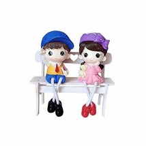 George Jimmy Creative Home Decorations Cute Cartoon Lovers Desktop Decorations C - $19.69