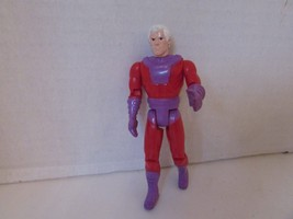 "TOY BIZ 1991 MARVEL X MEN MAGNETO  ACTION FIGURE  5""   L143 - $4.85"
