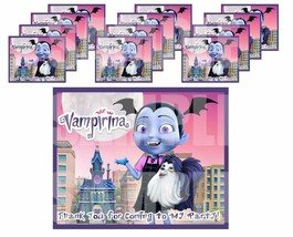 VAMPIRINA Stickers Party Favors Supplies Gift Bag Labels STICKERS ONLY 1... - $12.82