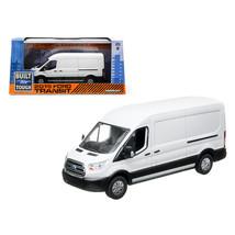 2015 Ford Transit (V363) Van Oxford White 1/43 Diecast Model by Greenlig... - $27.25