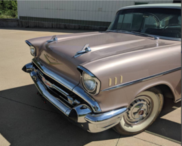 1957 Chevy Bel Air - For Sale In Monticello, WI 53575 image 11