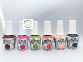 Gelish Gel Polish Feel The Vibes Collection Summer 2021 New ! - $16.82+