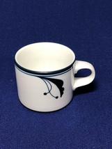Dansk Flora Bayberry Blue Coffee Cups - $10.00