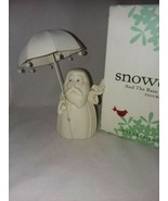 Snowbabies Department 56 And The Rain Came Noah 2012 Figurine New in Box - $14.99