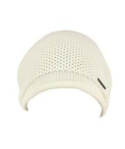 Emporio Armani Womens 627625 Hat Solid White 10 Size M - $46.73