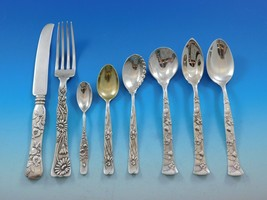 Vine by Tiffany and Co. Sterling Silver Flatware Set Service 109 Pieces ... - $26,550.00