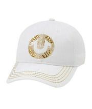 True Religion Men's Metallic Embossed Rubber Logo Cap Sport Strapback Hat TR2566 image 2