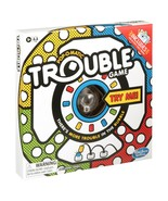 NEW SEALED Hasbro Pop-a-Matic Trouble Board Game Walmart Exclusive - $15.83
