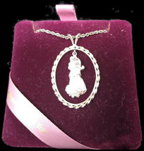 Precious Moments Jewelry Collection Heaven Bless You Necklace & Pendant  - $51.41